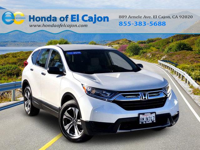 Used 2019 Honda CR-V in El Cajon, CA