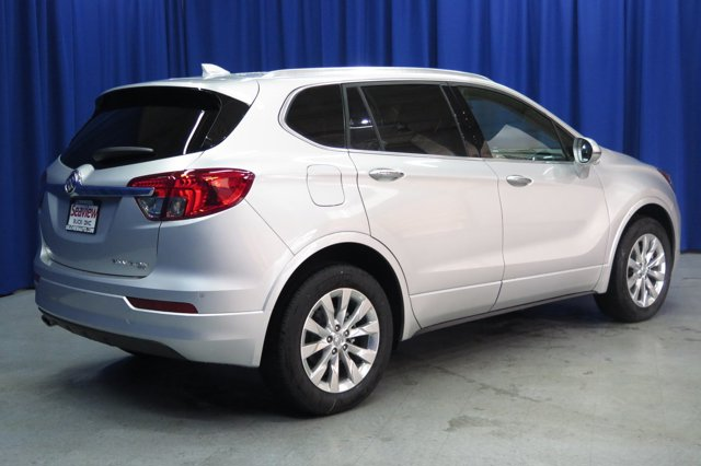 New 2017 Buick Envision AWD 4dr Essence