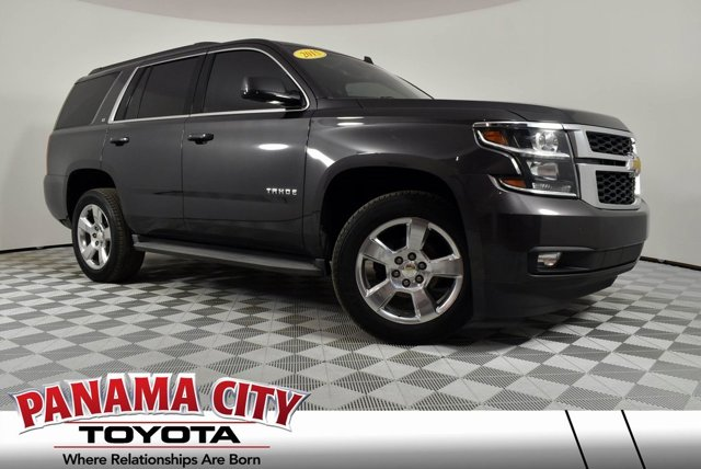 Used 2015 Chevrolet Tahoe in Panama City, FL