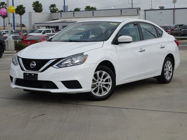 Used 2018 Nissan Sentra in Corpus Christi, TX