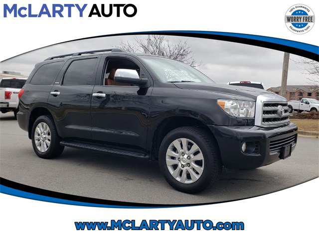 Used 2016 Toyota Sequoia in North Little Rock, AR