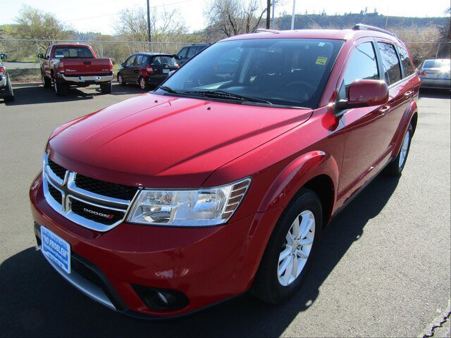 Used 2016 Dodge Journey in The Dalles, OR