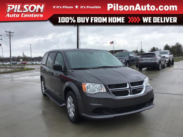 Used 2017 Dodge Grand Caravan in Mattoon, IL