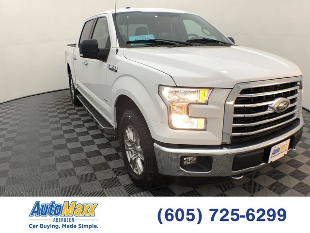 Used 2015 Ford F-150 in Aberdeen, SD