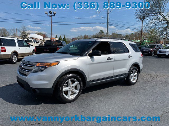 Used 2014 Ford Explorer in High Point, NC