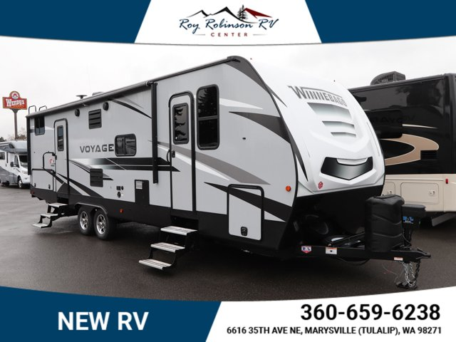 New 2020 WINNEBAGO VOYAGE in Marysville, WA