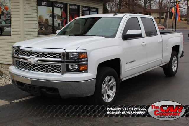 Used 2015 Chevrolet Silverado 1500 in Warsaw, IN