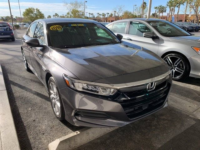 Used 2018 Honda Accord Sedan in Las Vegas, NV