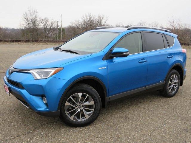 Used 2018 Toyota RAV4 Hybrid in Cleveland, OH
