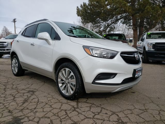 Used 2017 Buick Encore in Fort Collins, CO