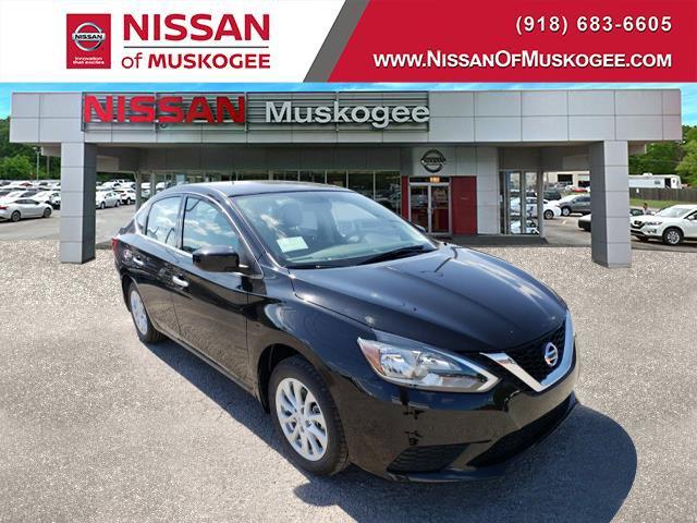 New 2019 Nissan Sentra in Muskogee, OK