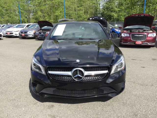 Used 2014 Mercedes-Benz CLA-Class 4dr Sdn CLA 250 FWD