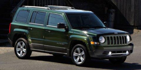 Used 2011 Jeep Patriot Latitude