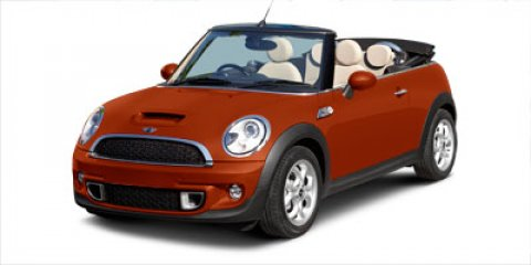 2011 MINI Cooper Convertible 2dr S