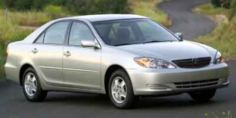 Used 2002 Toyota Camry 4dr Sdn LE V6 Auto