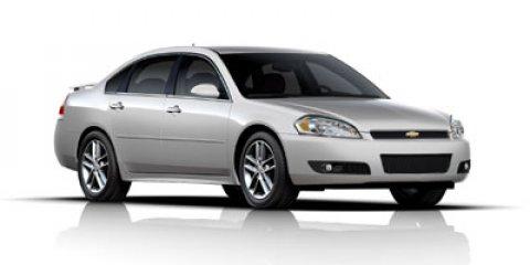 2013 Chevrolet Impala 4dr Sdn LTZ