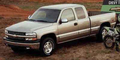 Used 2002 Chevrolet Silverado 1500 Ext Cab 143.5 WB 4WD