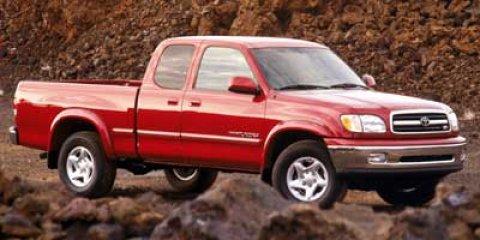 Used 2002 Toyota Tundra Access Cab V8 Auto SR5