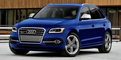 New 2016 Audi SQ5 quattro 4dr 3.0T Premium Plus