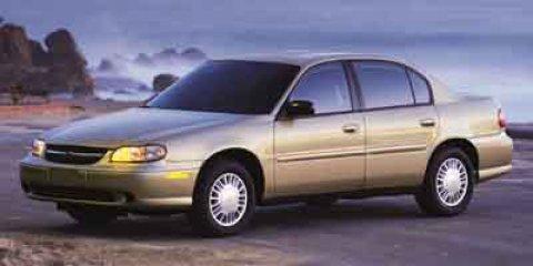 Used 2003 Chevrolet Malibu 4dr Sdn