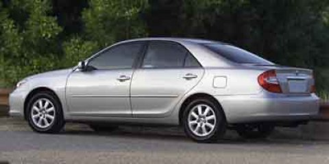 Used 2003 Toyota Camry 4dr Sdn XLE Auto