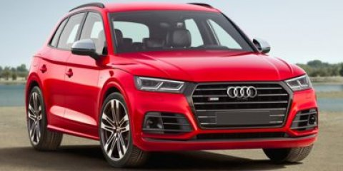 New 2018 Audi SQ5 3.0 TFSI Premium Plus