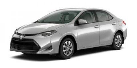 New 2018 Toyota Corolla L CVT