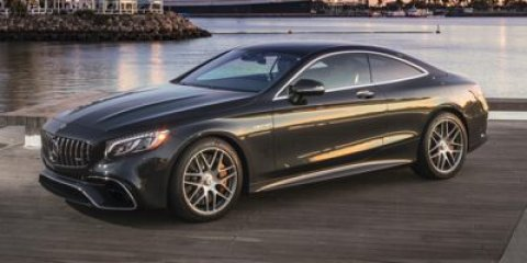 New 2018 Mercedes-Benz S-Class AMG S 63 4MATIC Coupe
