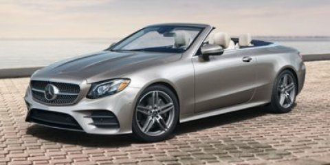 New 2019 Mercedes-Benz E-Class E 450 RWD Cabriolet