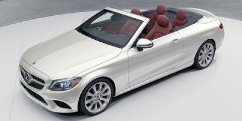 New 2019 Mercedes-Benz C-Class C 300 4MATIC Cabriolet