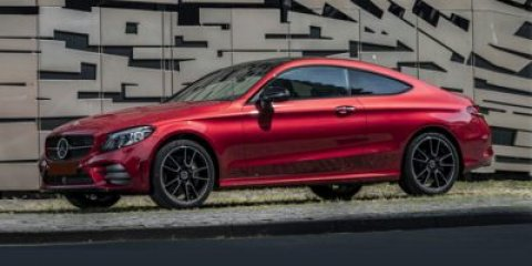 New 2019 Mercedes-Benz C-Class C 300 4MATIC Coupe