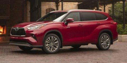 2021 Toyota Highlander Hybrid Platinum AWD