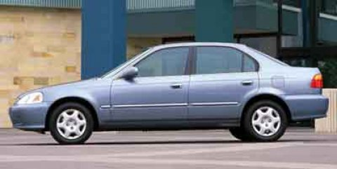 Used 2000 Honda Civic 4dr Sdn DX Auto