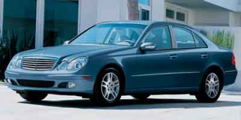 Used 2003 Mercedes-Benz E-Class 4dr Sdn 3.2L