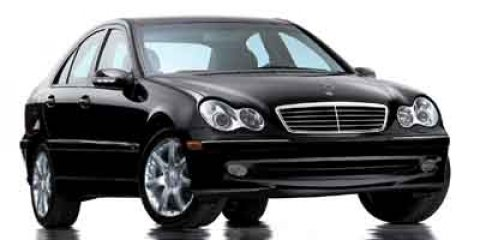 Used 2004 Mercedes-Benz C-Class 4dr Sdn 3.2L 4MATIC