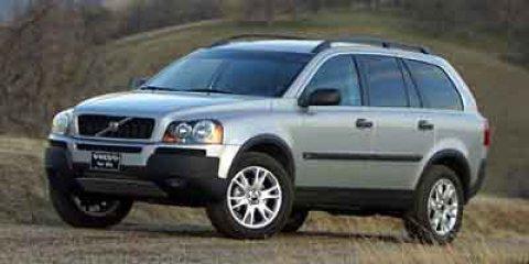 Used 2004 Volvo XC90 4dr 2.5L Turbo AWD w-Sunroof-3rd