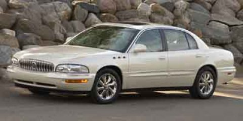 2004 Buick Park Avenue 4dr Sdn Ultra