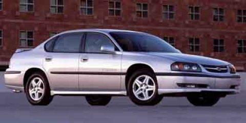 Used 2004 Chevrolet Impala 4dr Sdn LS