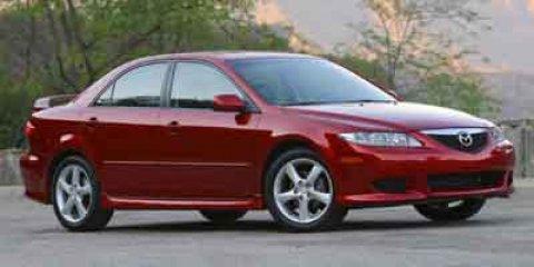 Used 2004 Mazda Mazda6 4dr Sdn s Auto V6
