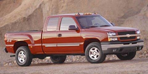 Used 2005 Chevrolet Silverado 1500 Ext Cab 157.5 WB 4WD LS