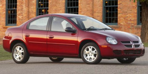 Used 2005 Dodge Neon 4dr Sdn SXT