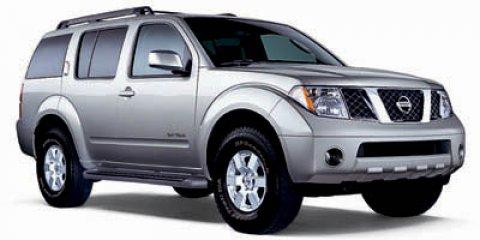 Used 2005 Nissan Pathfinder SE 4WD