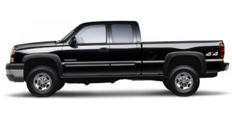 Used 2005 Chevrolet Silverado 2500HD Ext Cab 157.5 WB LS