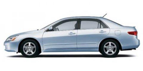 Used 2005 Honda Accord Hybrid IMA AT