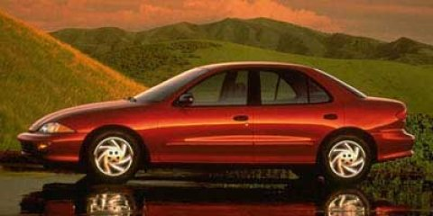 Used 1997 Chevrolet Cavalier 4dr Sdn LS