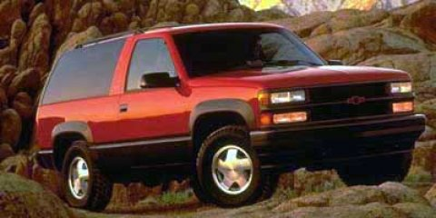 Used 1997 Chevrolet Tahoe 1500 2dr 4WD