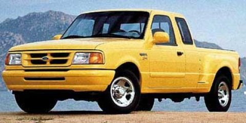 Used 1997 Ford Ranger Supercab 125.4 WB XLT 4WD
