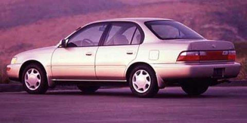 Used 1997 Toyota Corolla DX