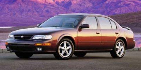 Used 1998 Nissan Maxima SE