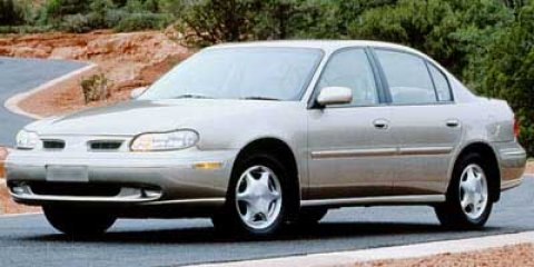 Used 1998 Oldsmobile Cutlass 4dr Sdn GL